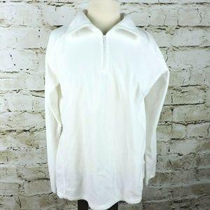 Columbia Pullover Size XL Light Fleece 1/4 Zip